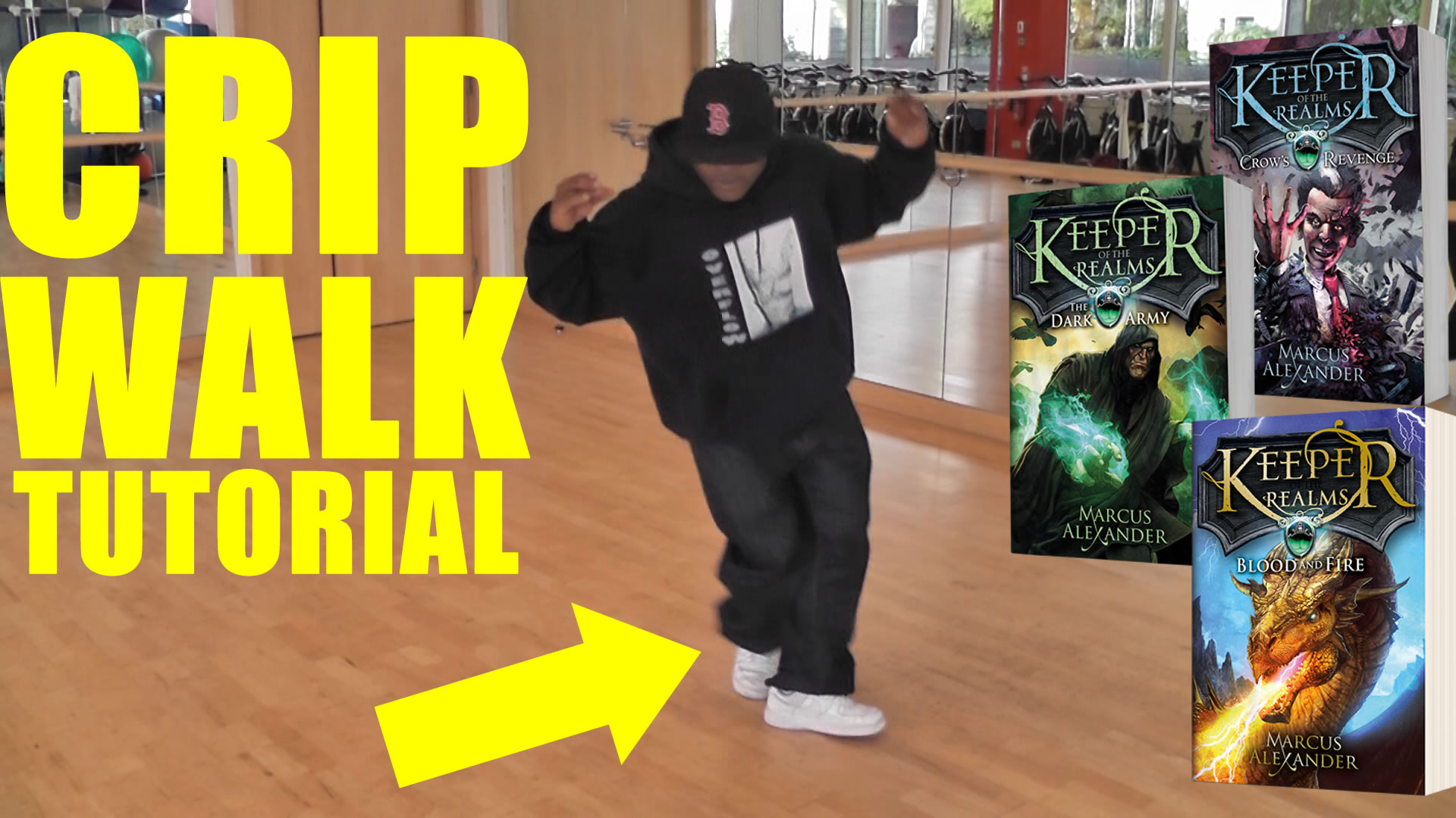 Dance Tutorial – How to C Walk (Crip Walk ...