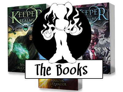 Keeper of the Realms - The Books
